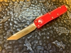 Microtech UTX85 Tanto Satin Standard Red