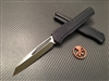 Microtech Cypher MK7 Whancliffe Limited Edition OD Green Blade w/ Black Hardware
