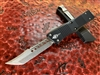 Microtech Troodon Hellhound Tanto Stonewashed Standard