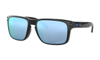 Oakley Holbrook Polished Black w/ Prizm Deep Water Polarized