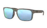 "Oakley Holbrookâ""¢ Woodgrain Collection w/ Prizm Deep Water Polarized"