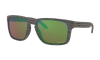 "Oakley Holbrookâ""¢ XL Woodgrain Collection w/ Prizm Shallow Water Polarized"