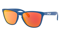 "Oakley FROGSKINSâ""¢ 35TH ANNIVERSARY Primary Blue w/ Prizm Ruby"