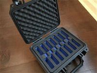 Pelican 1200 7 Knife Case