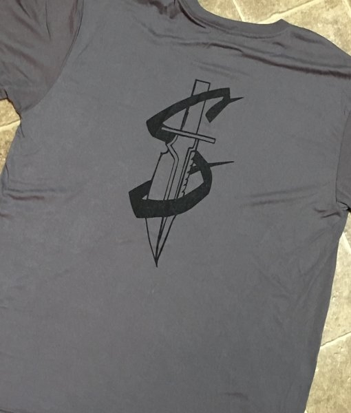Southern Tactical Blades Black Dagger T-Shirt