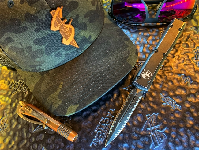*LIMITED EDITION* Southern Dagger Trucker Hat by Branded Bills In Multicam