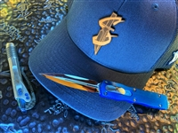 *LIMITED EDITION* Southern Dagger Trucker Hat by Branded Bills In Navy