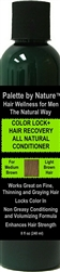 For Men Color + Hair Recovery All Natural Conditioner for Medium Brown and Light Brown Hair