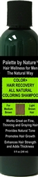 For Men Color + Hair Recovery All Natural Coloring Shampoo for Medium Brown and Light Brown Hair