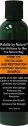 For Men Complete Protection+ Hair Restoration Everyday Natural Shampoo
