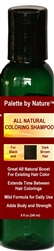 PPD/PTD Free All Natural Coloring Shampoo for Black and Dark Brown Hair