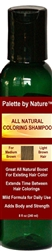 PPD/PTD Free All Natural Coloring Shampoo for Medium and Light Brown Hair