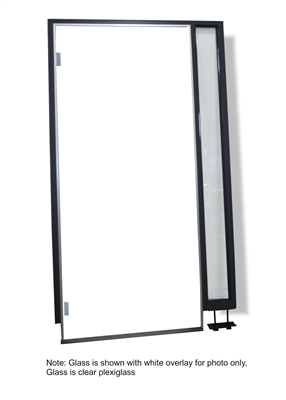 Metal Door Frame Unit For Use With Ao2 Panels Metal Frame With