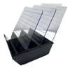 Cubicle paper management  diagonal file holder paper tray for AO2