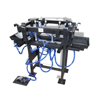Fabric Stretch Machine