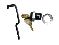 Lock Housing Assembly Flipper Door