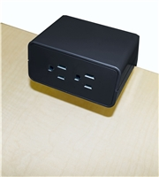 Desk top power module black