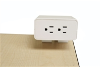 Desk top power module white