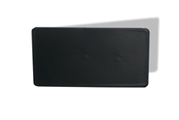 Outlet Cover for SC panel systems black
