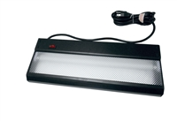 Task lighting for cubicles 24""