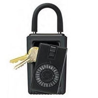Kidde C3 Dial Keysafe Pro Lock Box - Black