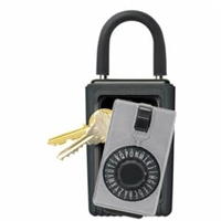 Kidde C3 Dial Keysafe Portable Lock Box - Titanium