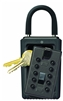 Kidde C3 Pushbutton Keysafe Portable Lock Box - Black