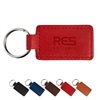 Personalized Tuscany Leather Keychain