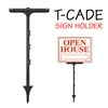 Sign Frame - T-Cade Sign Holder