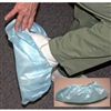 Liquid Resistant Shoe Covers - Pack of 50 Pairs