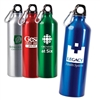 25 oz. Aluminum Alpine Sports Bottle