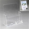 Acrylic Brochure & Business Card Holder