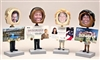 Bobblehead Business Card Holders