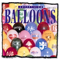 "Printed Standard Color Balloons 9"", 11"" or 14"""