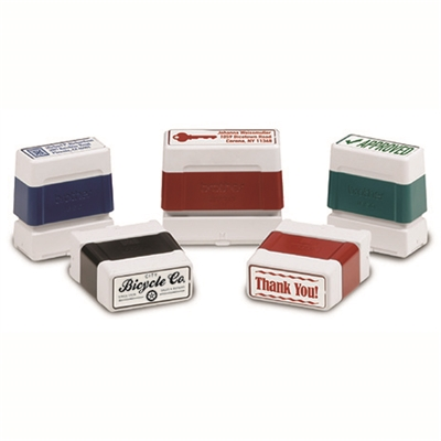 Giant Custom Self Inking Stamp