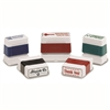 Mini Custom Self Inking Stamp