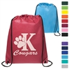 Drawstring Cinch-Up Backpack