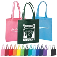 Non Woven Value Tote Custom Printed