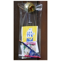 Clear Doorknob Bags