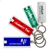 Razor Thin Flashlight Key Chain