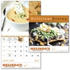 Delicious Dining Full Size Calendar