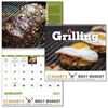 Grilling Recipes Full Size Calendar