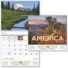 Landscapes of America Full Size Calendar