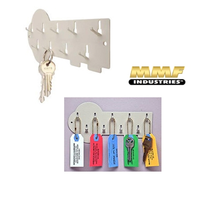 9 Hook Key Rack