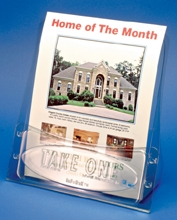 InFoRak Brochure Holder by InFoPak