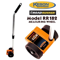 Keson Roadrunner 182 Dual Wheel Measuring Wheel