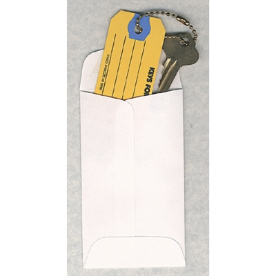 Key Tag Envelopes