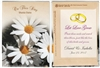 On This Day Shasta Daisy Custom Printed Packets