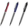 Guillox Premium Metal Pen with Stylus