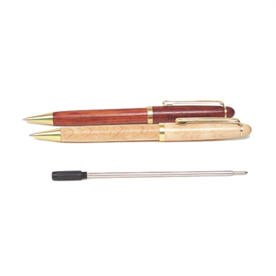 pen refill for wood pens